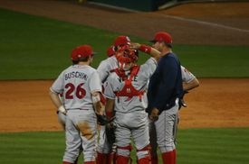 Blueclaws Mound Conference