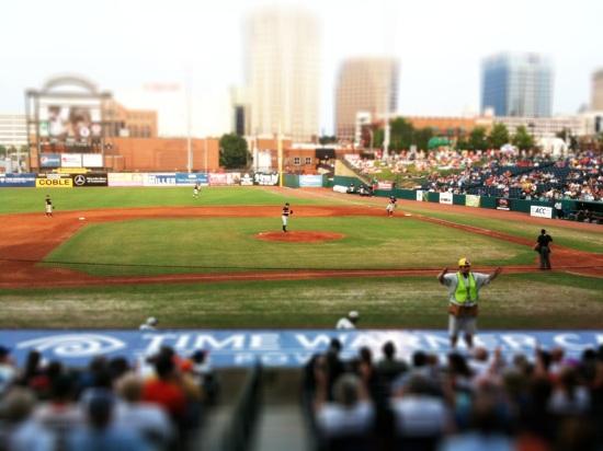 Tiny Ballpark