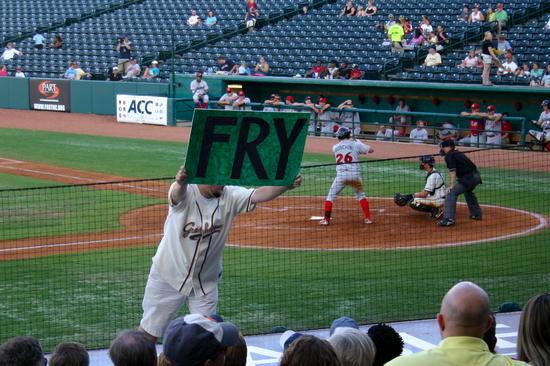 Fry Guy Promotion