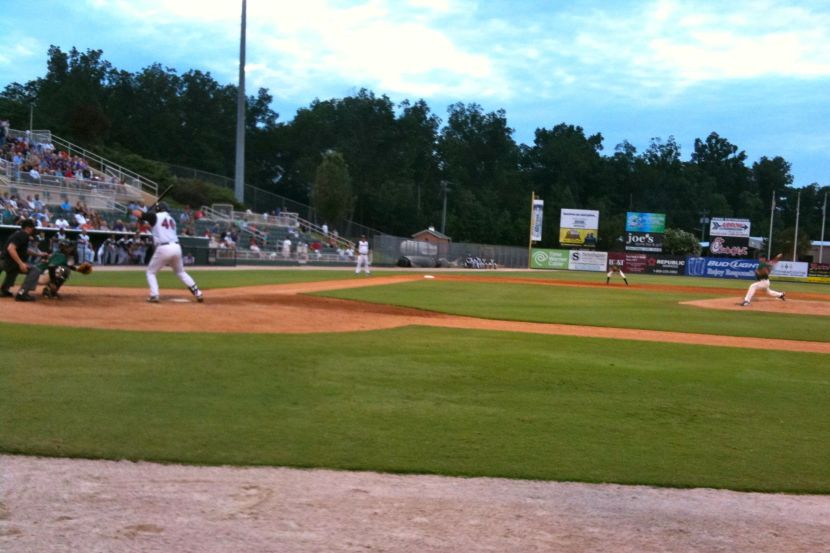 Zack Neal Pitching