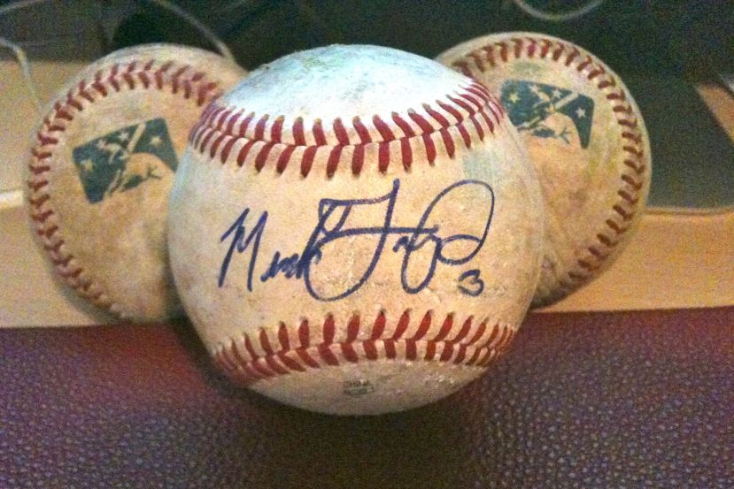 Michael Taylor Autograph