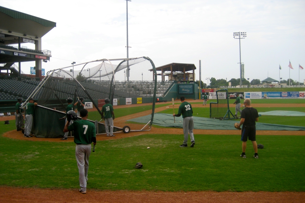 Sand Gnats take BP