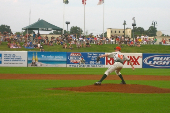 Kyle Winters Pitching
