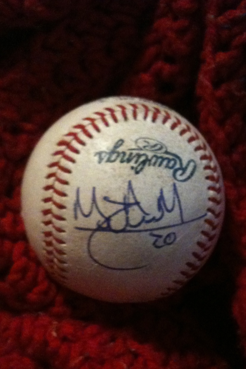 Miguel Mejia Autograph