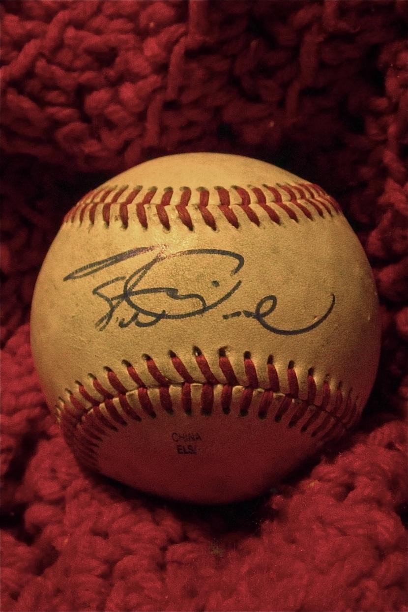 Steve Kline Autograph