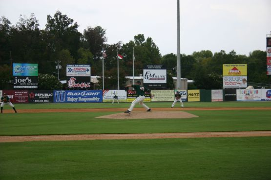 Alex Caldera Pitching