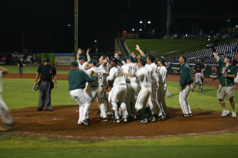 Celebration At The Plate