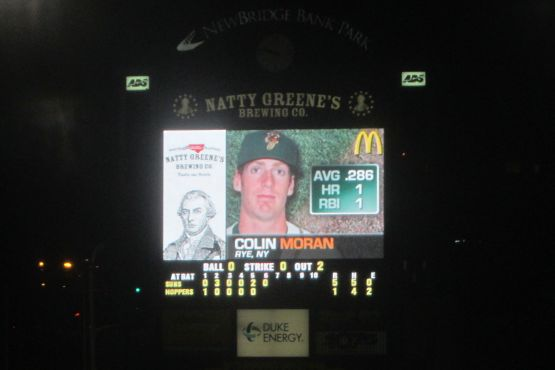 Moran Scoreboard